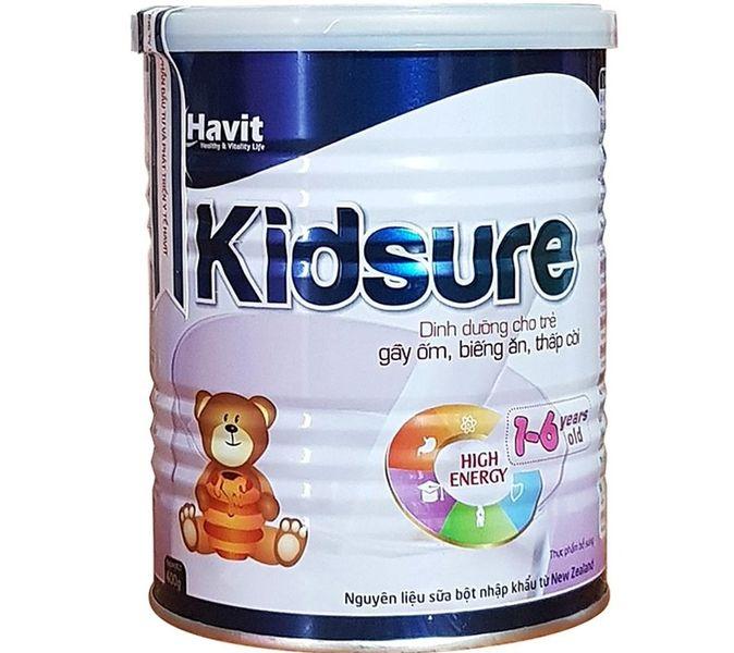 Sữa Kidsure Dành Cho Trẻ Biếng Ăn Từ 1 Đến 6 Tuổi