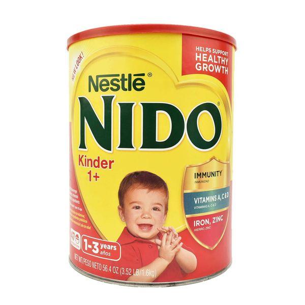 Sữa Nido Kinder 1+ (chống Táo Bón) 1.6 Kg