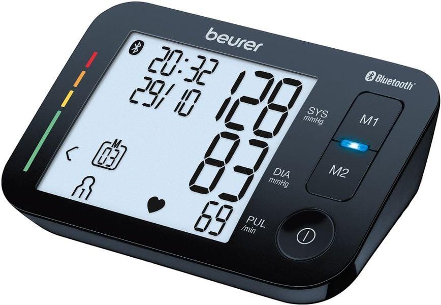 Máy Đo Huyết Áp Bắp Tay Beurer MB54 Kết Nối Bluetooth