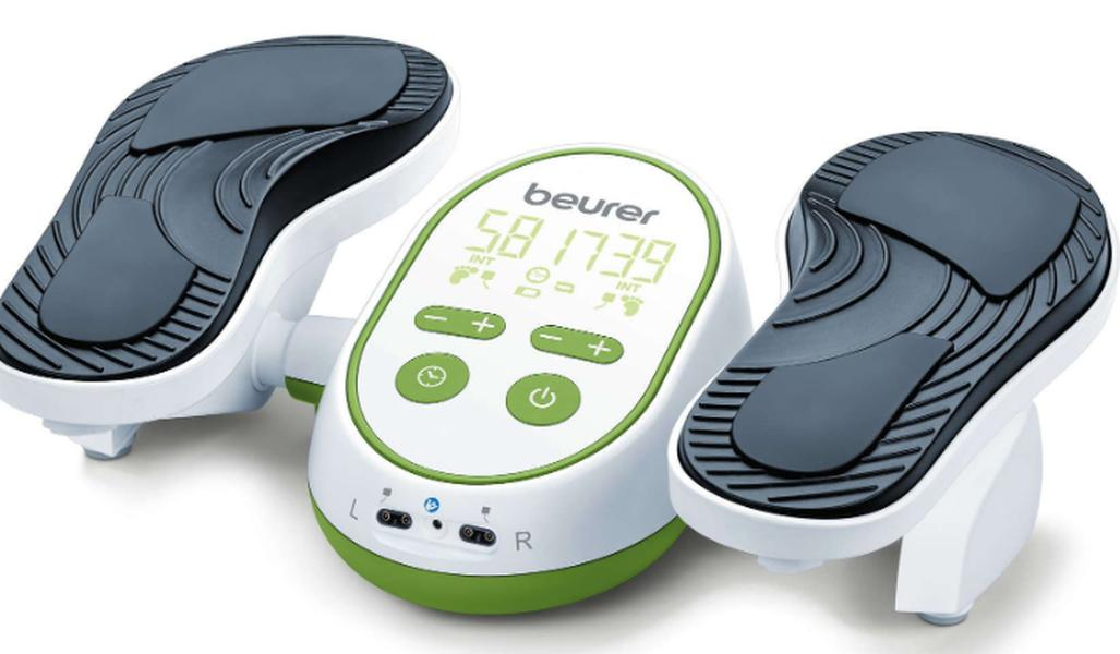 Máy Kích Thích Xung Điện Massage Chân EMS Beurer FM250