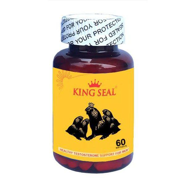 King Seal - Hỗ Trợ Tăng Cường Sinh Lý Nam Giới