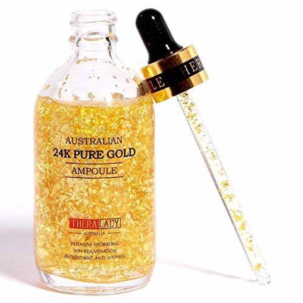 Tinh Chất Dưỡng Da Vàng 24K TheraLady Australian 24k Pure Gold