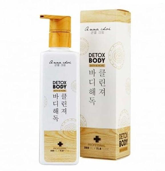 Sữa Tắm Thải Độc Trắng Da Anna Choi Detox Body