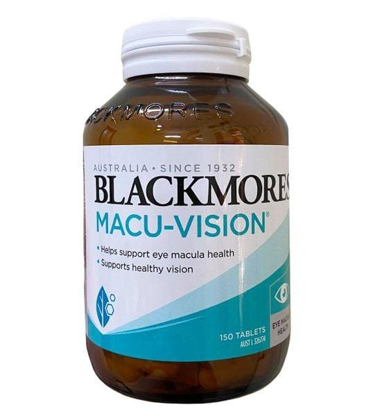 Viên Uống Blackmores Macu-Vision Chính Hãng Của Úc