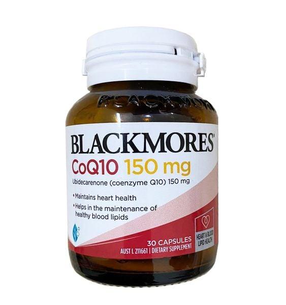 Viên Uống CoQ10 150mg Blackmores Của Úc