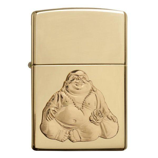 Zippo Laughing Buddha 29626 Tượng Buddha Cười