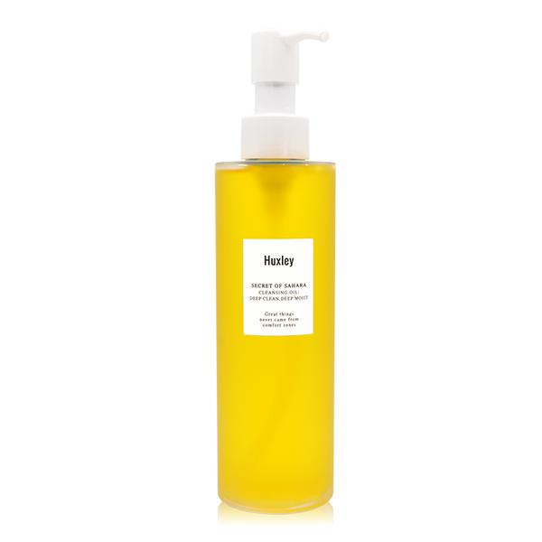Dầu Tẩy Trang Huxley Cleansing Oil: Deep Clean, Deep Most