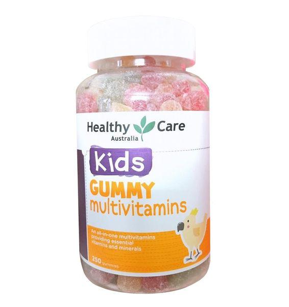 Healthy Care Gummy Multivitamin - Kẹo Dẻo Bổ Sung Vitamin Cho Bé