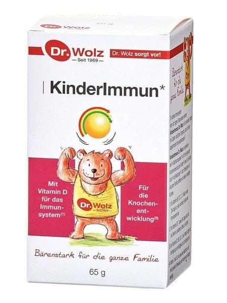 Men Vi Sinh Và Vitamin Tổng Hợp Kinderlmmun Của Đức