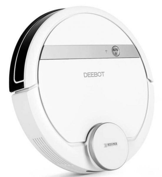 [BH 12 Tháng] Robot Hút Bụi Ecovacs Deebot DE55 Nhắc Nhở Giọng Nói