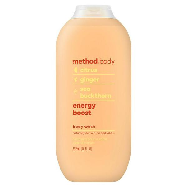 Sữa Tắm Hỗ Trợ Dưỡng Ẩm Method Chính Hãng Của Mỹ