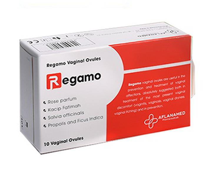 Viên Đặt Regamo Vaginal Ovules Của Italia