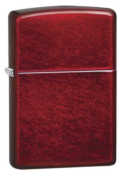 Zippo Candy Apple Red Đỏ 21063 Chính Hãng USA
