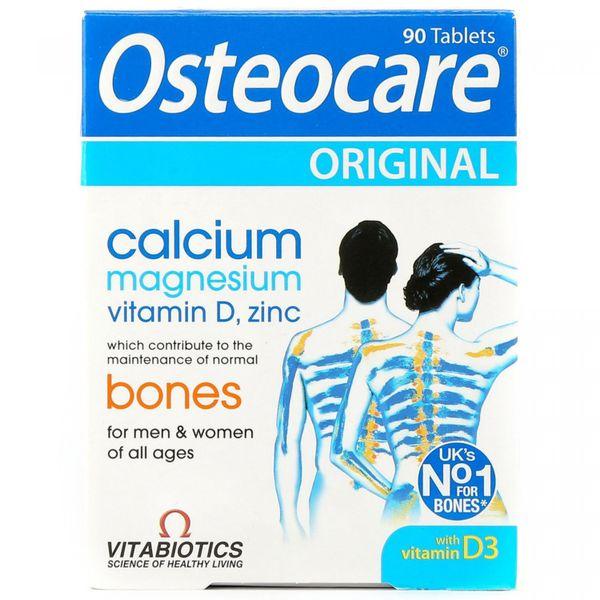 Canxi Osteocare Original Dạng Viên Chính Hãng Của Anh
