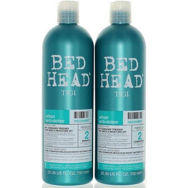 Dầu Gội Xả Phục Hồi Tóc Tigi 2 Bed Head Urban Antidotes