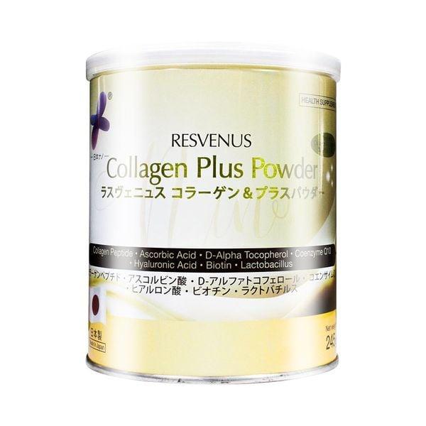 Nano Hyaluron & Collagen Bột Uống Chống Lão Hoá