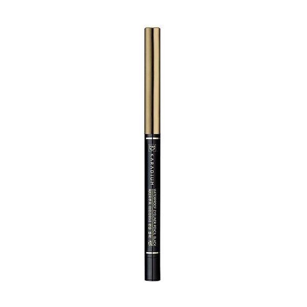 Bút Chì Kẻ Mắt Karadium Waterproof Eyeliner Pencil Black