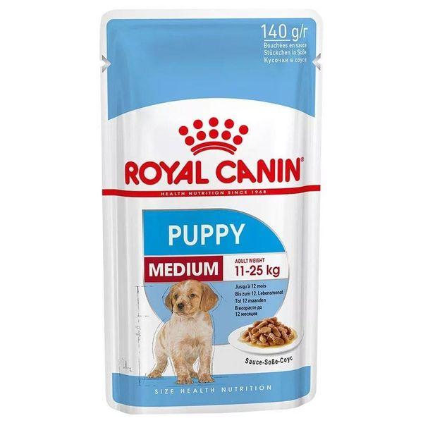 [SIÊU KHUYẾN MÃI] Pate Cho Chó Cỡ Trung Royal Canin Medium Puppy Dưới 12 Tháng Tuổi