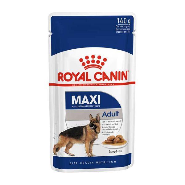 Pate Cho Chó Trên 15 Tháng Tuổi Royal Canin MAXI Adult
