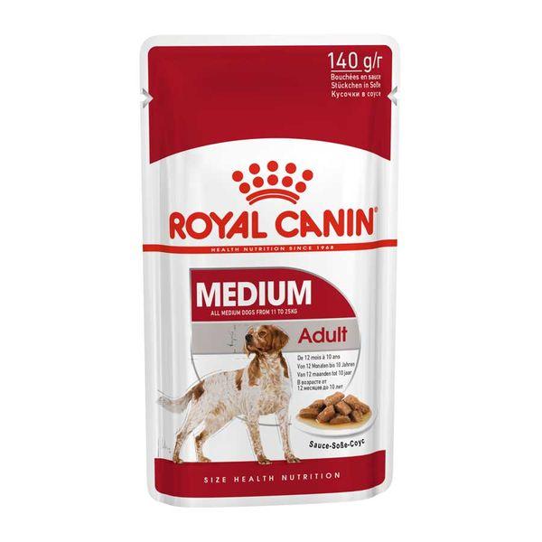 [SIÊU KHUYẾN MÃI] Pate Cho Chó Trên 12 Tháng Tuổi Royal Canin Medium Adult