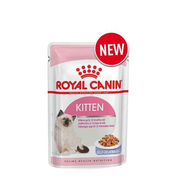 [SIÊU KHUYẾN MÃI] Pate Cho Mèo Royal Canin Kitten Instinctive Jelly