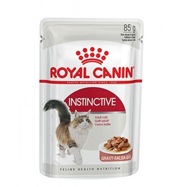 [SIÊU KHUYẾN MÃI] Pate Cho Mèo Trưởng Thành Royal Canin Instinctive