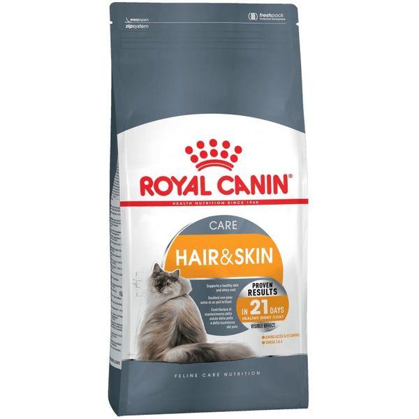 Thức Ăn Chăm Sóc Lông Và Da Mèo Royal Canin Hair&Skin Care