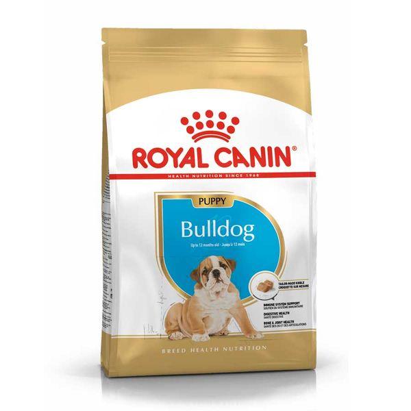 Thức Ăn Hạt Cho Chó Royal Canin Bulldog Puppy 3kg