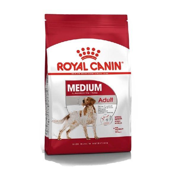 Thức Ăn Hạt  Cho Chó Trưởng Thành Royal Canin Medium Adult