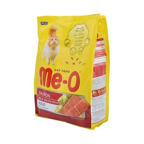 Thức Ăn Hạt Cho Mèo Trưởng Thành Vị Cá Hồi Me-O Cat Salmon