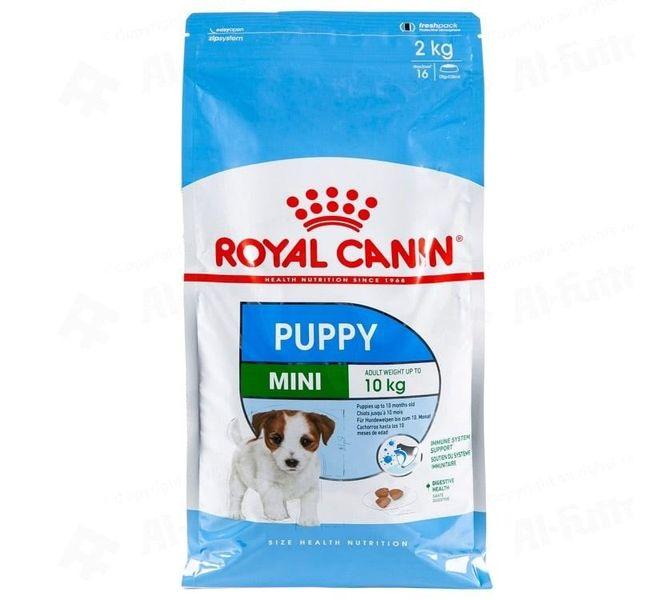 Thức Ăn Hạt Royal Canin Mini Puppy Cho Chó 2 - 10 Tháng Tuổi