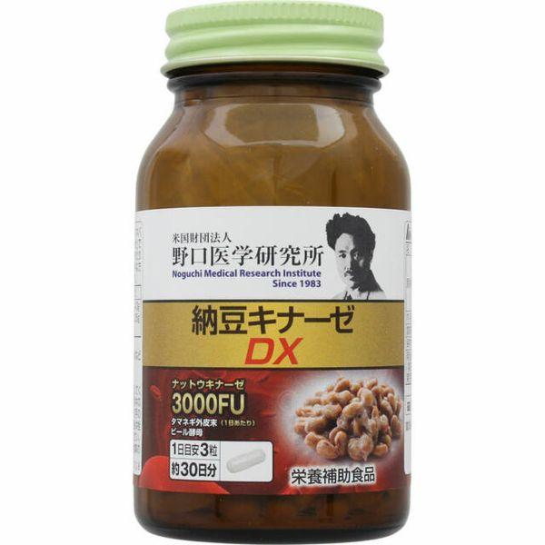 Viên Uống Hỗ Trợ Tai Biến Nattokinase 3000Fu Chính Hãng Của Nhật