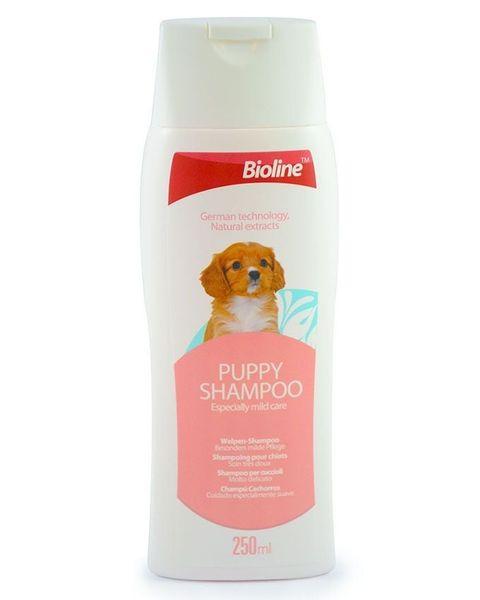 Dầu Tắm Gội Cho Chó Nhỏ Bioline Puppy Shampoo