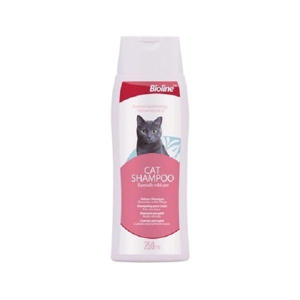 Dầu Gội Cho Mèo Bioline Cat Shampoo
