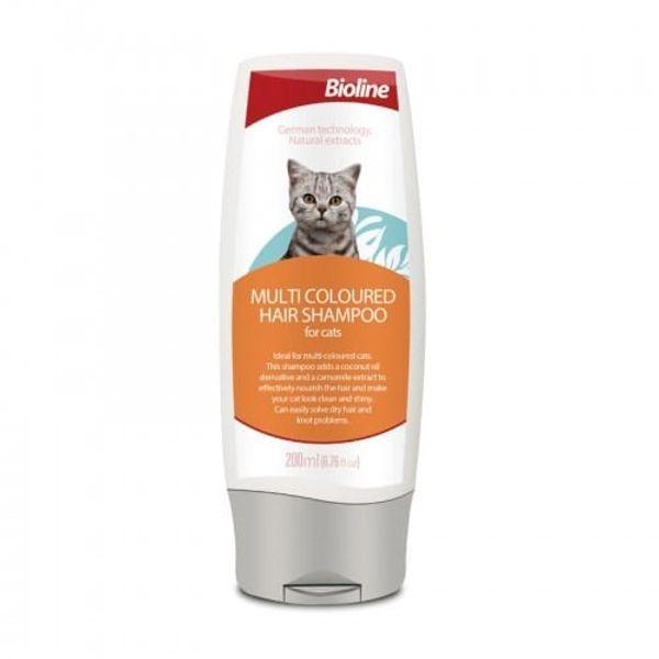 Dầu Gội Cho Mèo Lông Màu Multi Coloured Hair Shampoo