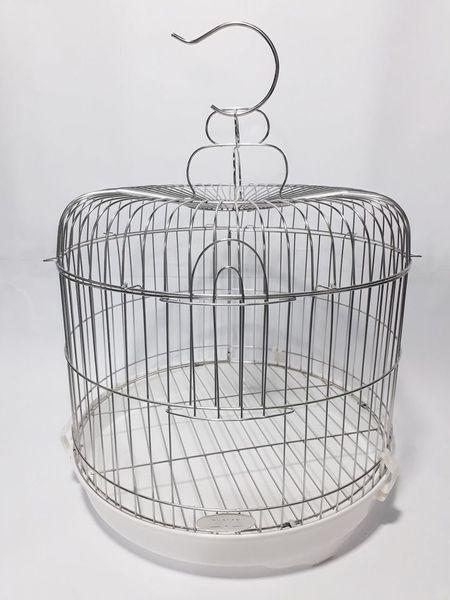 Lồng Inox Cho Chim Cu Gáy Và Các Loại Chim Kích Thước Lớn