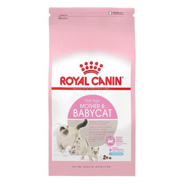 Thức Ăn Hạt Royal Canin Mother & Babycat Cho Mèo Mẹ Và Mèo Sơ Sinh
