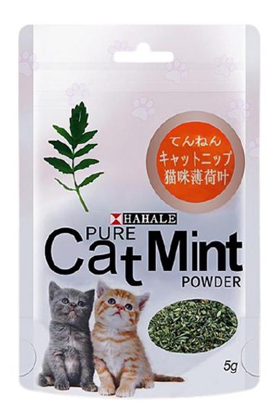 Cỏ Bạc Hà Hahale CatMint Powder Cho Mèo
