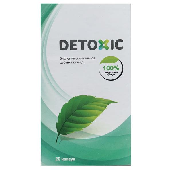 Detoxic Của Nga Chính Hãng (Mua 2 Tặng 1, Mua 3 Tặng 2)