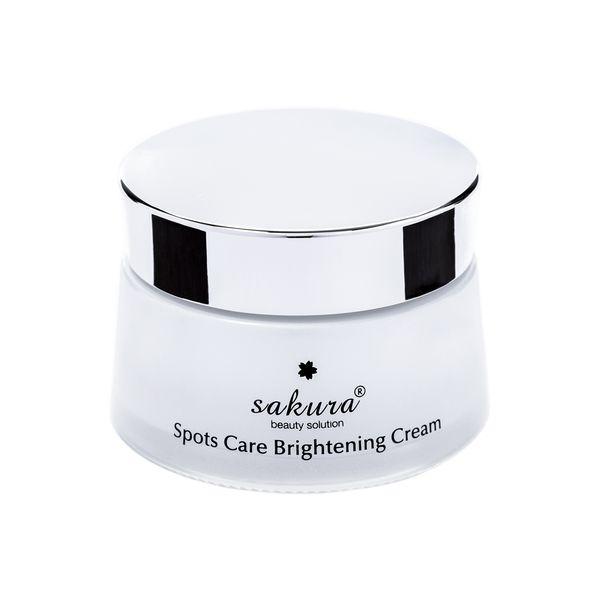 Kem Dưỡng Trắng Phục Hồi Sakura Spots Care Brightening Cream