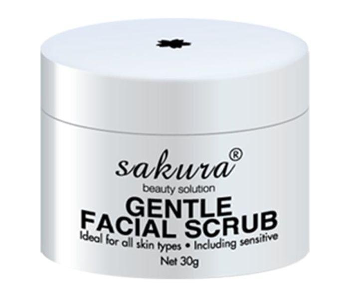 Tẩy Da Chết Sakura Gentle Facial Scrub