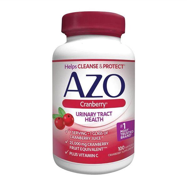 Viên Uống Hỗ Trợ Đường Tiết Niệu AZO Cranberry Urinary Tract Health