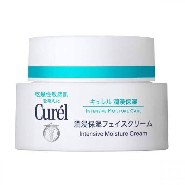 Kem Dưỡng Ẩm Curél Intensive Moisture Care Nhật Bản