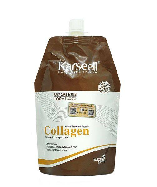 Dầu Hấp Tóc Collagen Karseell Maca 500ml