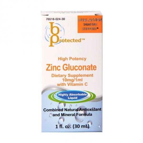 Siro Hỗ Trợ Tăng Đề Kháng High Potency Zinc Gluconate