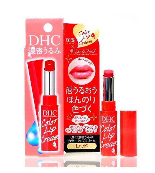 Son Dưỡng Màu DHC Color Lip Cream Nhật Bản