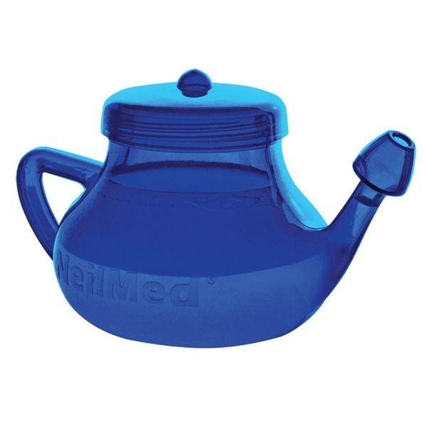 Bình Rửa Mũi NeilMed NasaFlo Unbreakable Neti Pot