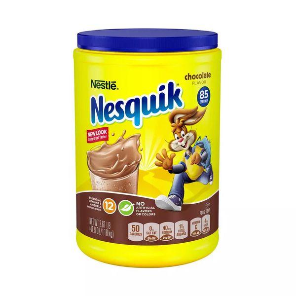 Bột Cacao Nesquik Chocolate Thơm Ngon, Bổ Dưỡng