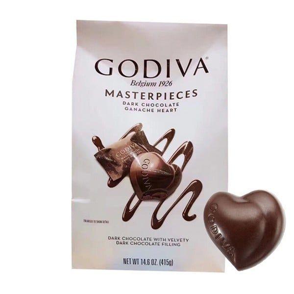 Kẹo Socola Godiva Dark Chocolate Dòng Cao Cấp 415g