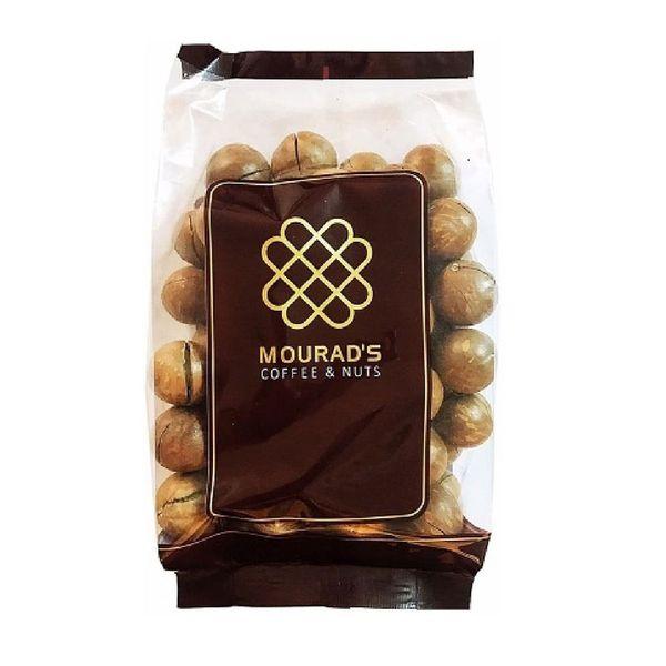Hạt Macca Nứt Vỏ Tự Nhiên Mourad's Coffee & Nuts 500g